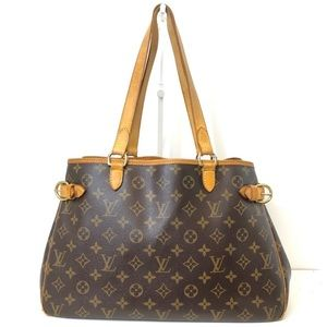 Authentic Louis Vuitton Batignolles Bag